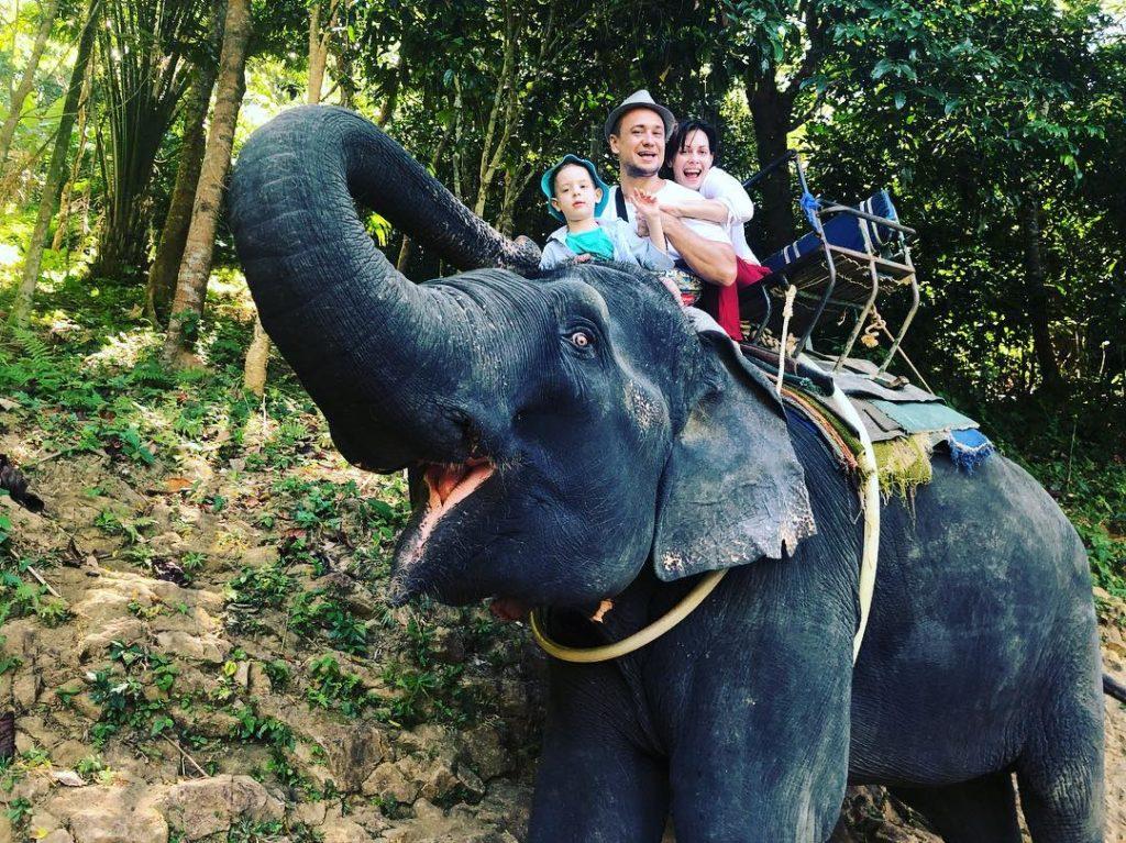 Семейный отдлых в Тайланде, февраль 2019 год